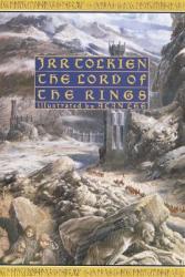 The Lord of the Rings - J. R. R. Tolkien, Alan Lee, Alan Lee (2008)