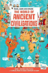 World Of Ancient Civilisations (ISBN: 9788868606909)