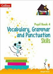 Vocabulary, Grammar and Punctuation Skills Pupil Book 4 (ISBN: 9780008236434)