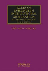 Rules of Evidence in International Arbitration - An Annotated Guide (ISBN: 9781138674738)