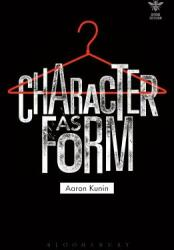 Character as Form (ISBN: 9781474222723)