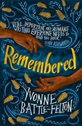 Remembered (ISBN: 9780349700496)