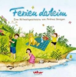 Ferien daheim - Andrea Hensgen, Katja Jäger (2012)