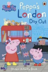 Peppa Pig: Peppa's London Day Out Sticker Activity Book - Ladybird (ISBN: 9780241299494)