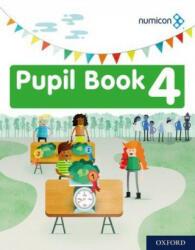 Numicon: Numicon Pupil Book 4 (ISBN: 9780198416975)