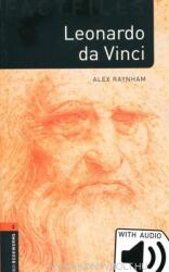Oxford Bookworms Library Factfiles: Level 2: : Leonardo Da Vinci audio pack (ISBN: 9780194620864)
