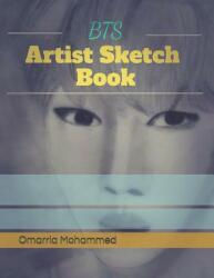 Bts Artist Sketch Book: Bts Drawings (ISBN: 9781723880155)