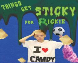 Things Get Sticky for Ricky (ISBN: 9781733517805)