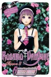 Rosario+vampire: Season II, Vol. 6 (2011)