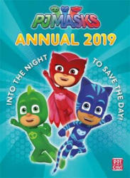 PJ Masks: Annual 2019 - Perfect for little heroes everywhere! (ISBN: 9781526381293)