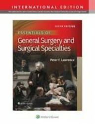 Essentials of General Surgery and Surgical Specialties (ISBN: 9781975106652)