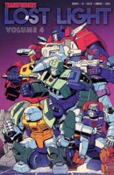 Transformers Lost Light, Vol. 4 (ISBN: 9781684054107)