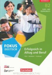 Fokus Deutsch B2 Erfolgreich im Alltag und im Beruf (ISBN: 9783060209958)