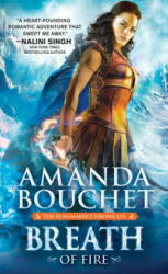 Breath of Fire - Amanda Bouchet (ISBN: 9781492626046)