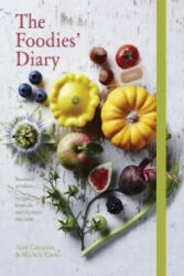 2016 Foodies' Diary - Allan Campion, Michele Curtis (ISBN: 9781742709901)