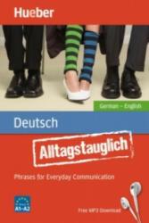 Alltagstauglich Deutsch. German - English / Buch mit MP3-Download (ISBN: 9783190179336)