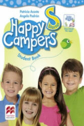 Happy Campers Starter - The Language Lodge - Student Book and Workbook - ACOSTA P PADRON A (ISBN: 9780230472495)