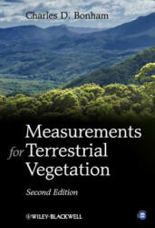 Measurements for Terrestrial Vegetation - Charles D Bonham (ISBN: 9780470972588)
