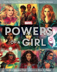 Marvel Powers of a Girl (2019)