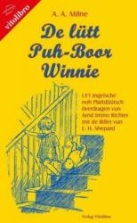 De lütte Puh-Boor Winnie - A A Milne (ISBN: 9783869400365)
