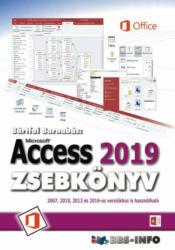Access 2019 zsebkönyv (2019)