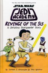 Star Wars: Revenge of the Sis - Jedi Academy (ISBN: 9781338295382)
