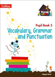 Year 5 Vocabulary, Grammar and Punctuation Pupil Book (ISBN: 9780008133320)