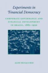 Experiments in Financial Democracy (ISBN: 9781107514782)