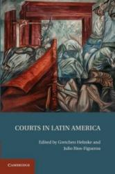 Courts in Latin America (ISBN: 9781107627550)