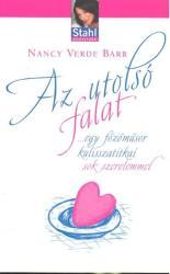 AZ UTOLSÓ FALAT /. . . EGY FŐZŐMŰSOR KULISSZATITKAI SOK SZEREMMEL /STAHL KÖNYVTÁRA (2008)