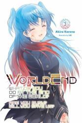 WorldEnd, Vol. 3 (ISBN: 9781975326913)