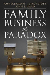Family Business as Paradox (ISBN: 9781349318537)