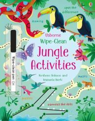 Wipe-Clean Jungle Activities (ISBN: 9781474951319)