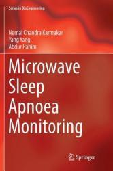 Microwave Sleep Apnoea Monitoring (ISBN: 9789811349676)