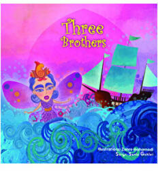 Three Brothers - Story Book (ISBN: 9789383222391)