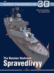 Russian Destroyer Spravedlivyy (ISBN: 9788366148031)