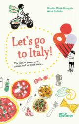 Let's Go to Italy! (ISBN: 9783899558388)