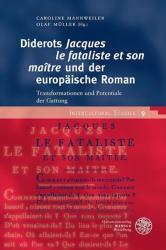 Diderots , Jacques le fataliste et son matre' und der europische Roman (ISBN: 9783825369590)