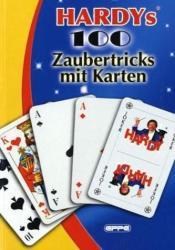 Hardys 100 Zaubertricks mit Karten - Hardy, Nada Gotovac (2010)