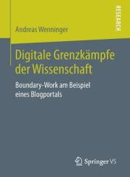 Digitale Grenzkampfe der Wissenschaft (ISBN: 9783658252977)