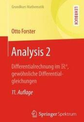 Analysis 2 (ISBN: 9783658194109)
