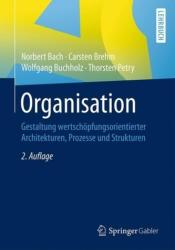 Organisation (ISBN: 9783658171681)