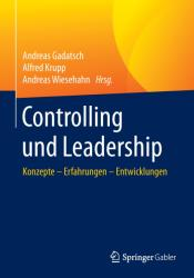 Controlling und Leadership (ISBN: 9783658152697)