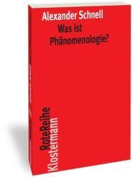 Was ist Phnomenologie? (ISBN: 9783465043775)