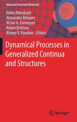 Dynamical Processes in Generalized Continua and Structures (ISBN: 9783030116644)