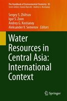 Water Resources in Central Asia: International Context (ISBN: 9783030112042)