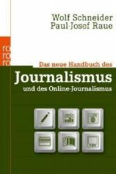 Das neue Handbuch des Journalismus und des Online-Journalismus (2012)