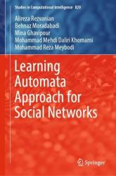 Learning Automata Approach for Social Networks (ISBN: 9783030107666)
