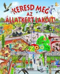 Keresd meg az állatkert lakóit! (2006)