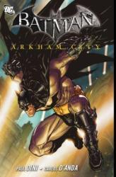 Batman: Arkham City 01 (2011)